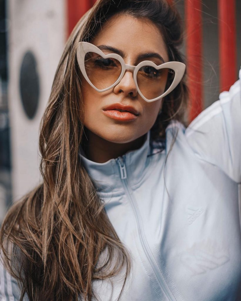 025888349d3ef Óculos de coração o queridinho das influencers – Fashion à Porter