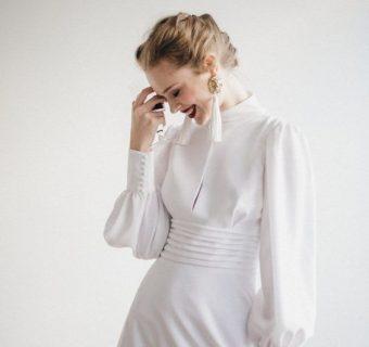 Casando no civil: 8 vestidos para você se inspirar