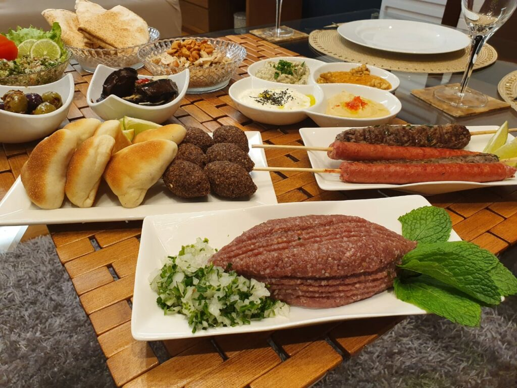 Restaurante Beduíno