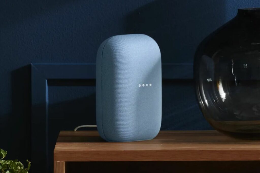 O Nest Audio conta com toda a ajuda do Google Assistente e projetado por especialistas em áudio. Conheça o lançamento!